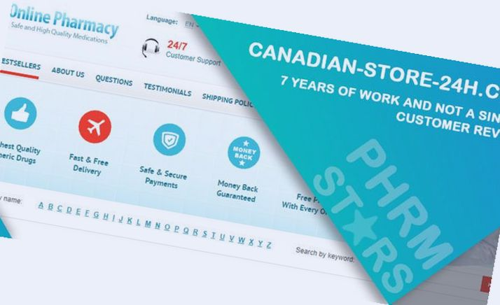 are pharmacy companies in canada trust worthy?